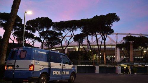 Vor Italien vs. Schweiz: Autobombe vor Stadio Olimpico entdeckt