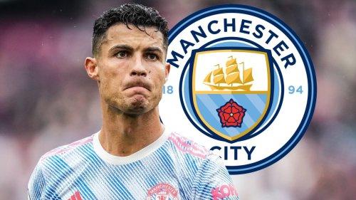 Ronaldo-Mutter verrät: Das sagte 'CR7' zu den ManCity-Gerüchten