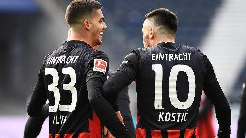 Krösche: So ist der Stand bei Silva und Kostic