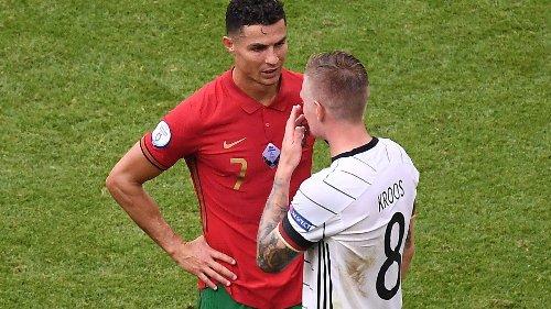 Kroos verrät: Darüber habe ich mit Ronaldo nach dem Spiel geredet