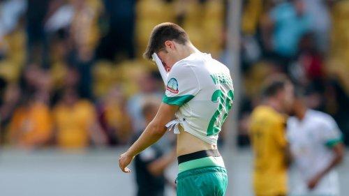 """Klasnic unkt: """"Nicht, dass es zu weit runtergeht für Werder"""""""