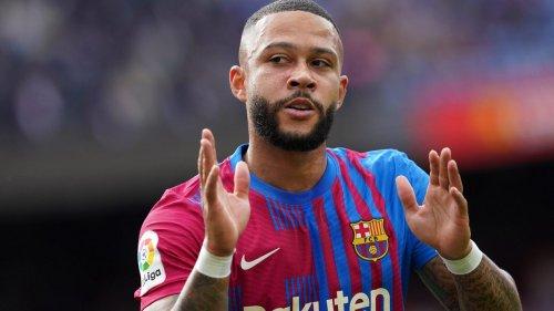 Memphis Depay: Barca kann um alle Titel mitspielen
