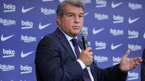 Koeman-Agent bezichtigt Barca-Boss Laporta der Heuchelei