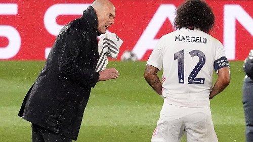 Zoff mit Marcelo? Zidane klärt auf