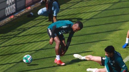 Dieses Quartett spielt beim FC Bayern keine Rolle