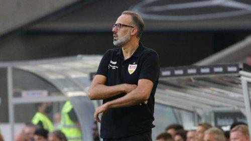 """Matarazzo: VfB vs. Barca in Halbzeit zwei """"auf Augenhöhe"""""""
