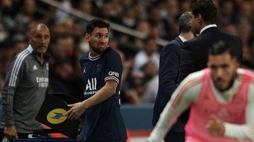 Messi-Auswechselung? Pochettino erklärt seine Entscheidung