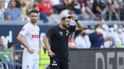 """Baumgart lobt FC-Kader: """"Egal, wen wir von der Bank bringen"""""""