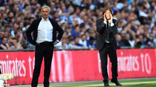 """Mourinho stichelt gegen Conte: """"Nicht mit mir zu vergleichen"""""""