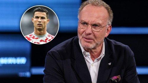 """""""Ich fragte: 'Was machst du da?'"""" Rummenigge berichtet von Treffen mit Ronaldo"""