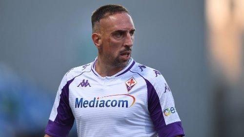 Statt Florenz-Verlängerung: Wechselt Ribery zu Lazio?
