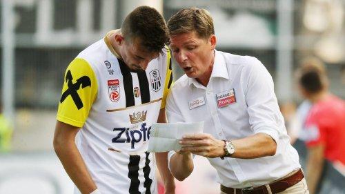 """Karriere mit Hindernissen: Glasner glücklich über """"Happy End"""" für Berisha"""