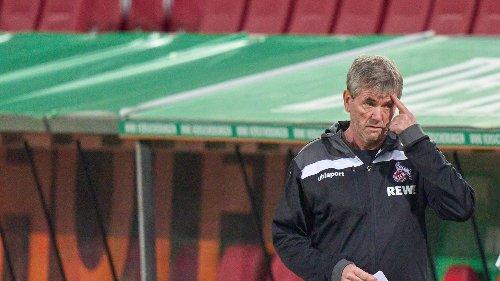 """Relegation gegen Fortuna? Funkel: """"Das ist keine schöne Vorstellung"""""""