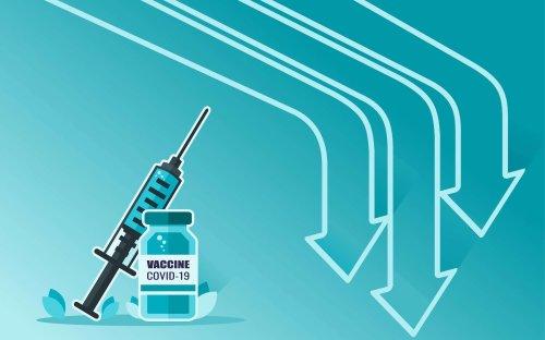 L'efficacité du vaccin Pfizer/BioNTech diminuerait de 6 % tous les deux mois