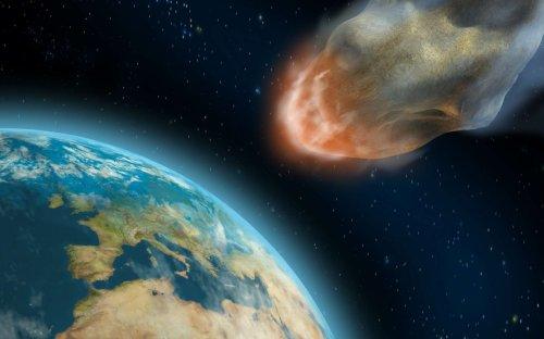 Un gros astéroïde fonçant sur l'Europe n'a pas pu être dévié…