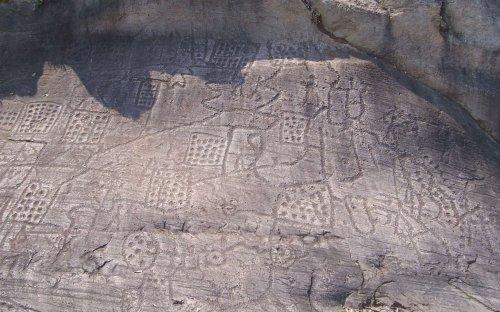 L'Exploratorium : voici la plus ancienne carte topographique du monde