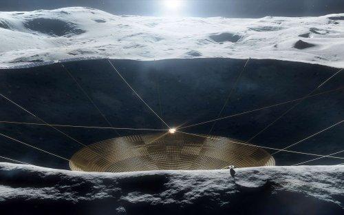 L'astronome Jean Schneider nous détaille le projet d'une télescope géant sur la Lune