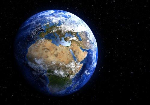 L'histoire de l'eau sur Terre