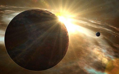 Une exoplanète s'invite par surprise dans les observations du satellite Cheops