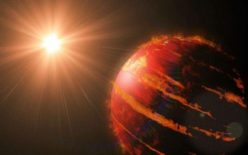 WASP-76b, une exoplanète infernale qui défie l'imagination