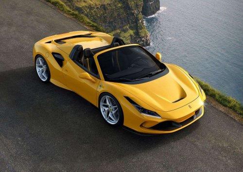 Ferrari accélère un peu sur l'électrique