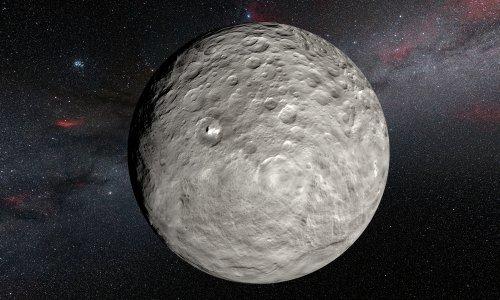 Des mondes potentiellement habitables (4/5) : Cérès