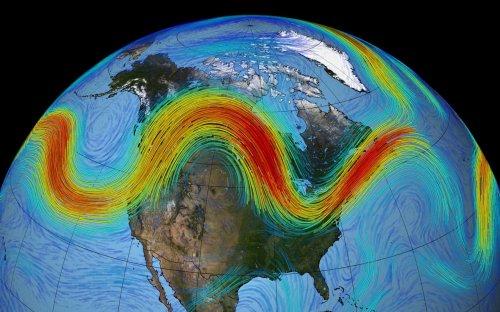 Le réchauffement climatique pourrait décaler le jet-stream polaire vers le nord avec de graves conséquences sur l'Europe