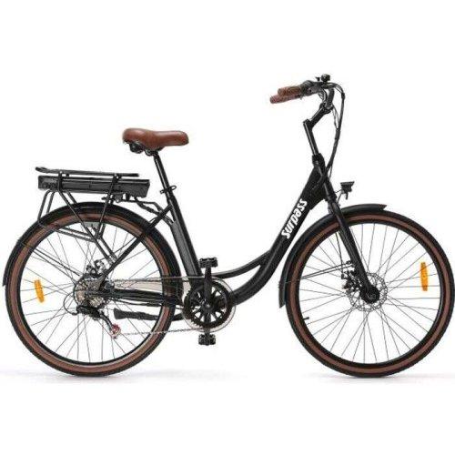 Vélo électrique Surpass : un VAE élégant et confortable à moins de 500 € !