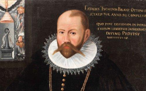 Il y a 420 ans, l'exubérant astronome Tycho Brahe mourait... d'une explosion de la vessie !