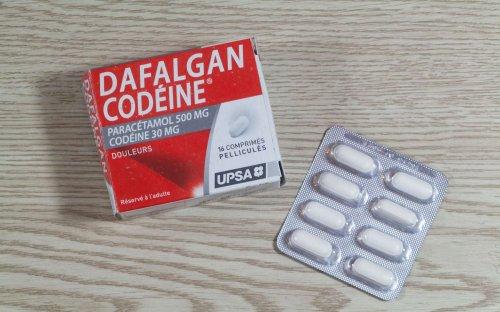 L'ibuprofène serait plus efficace que la codéine contre la douleur