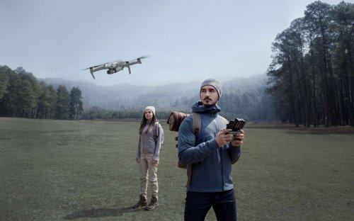 DJI Air 2S, un gros capteur de caméra pro sur un drone de loisir