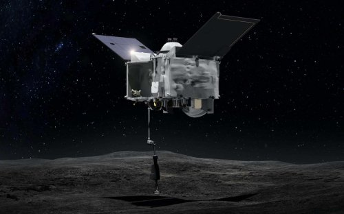 Osiris-Rex : une cargaison de poussière d'astéroïde est en route vers la Terre