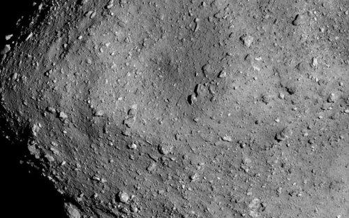 Des ingrédients de la vie découverts dans les échantillons de l'astéroïde Ryugu