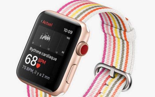 Comment l'Apple Watch peut prédire les premiers symptomes de la Covid-19
