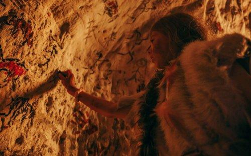 L'Homme de Néandertal a peint ces stalagmites