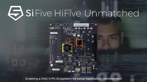 Canonical Gives RISC-V a HiFive