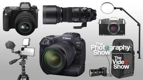 7 products debuting at The Photography Show – including the Canon EOS R3!