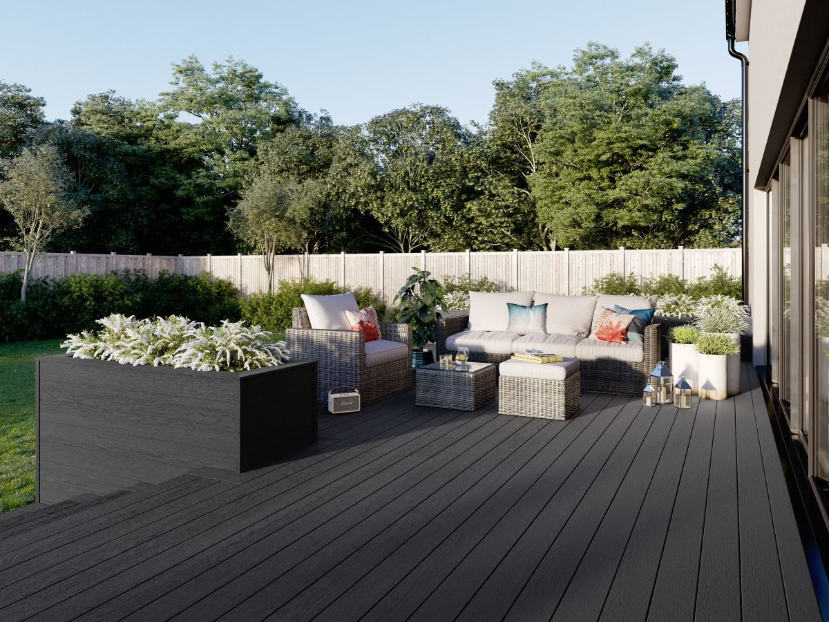 Our top decking buys for a modern space