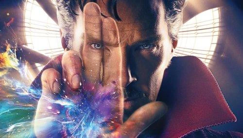 Marvel Comics/Studios cover image