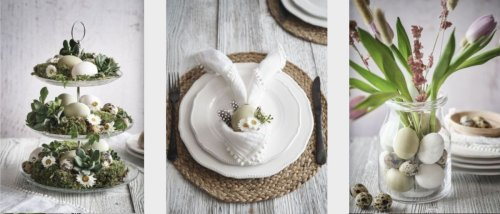 Easter craft ideas and elegant, easy makes