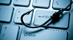 Discover phishing attack