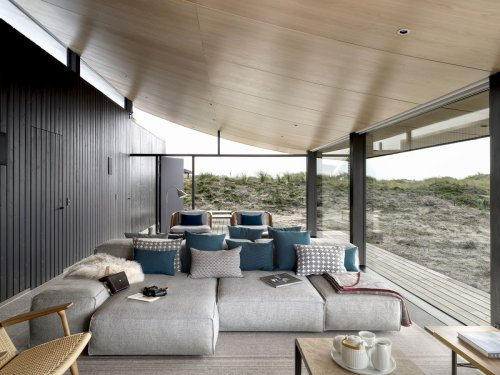 Interior designers share tips for using a moody neutral