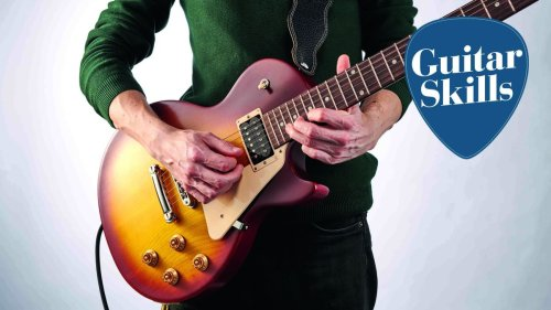 Start improvising guitar solos with these 3 simple exercises