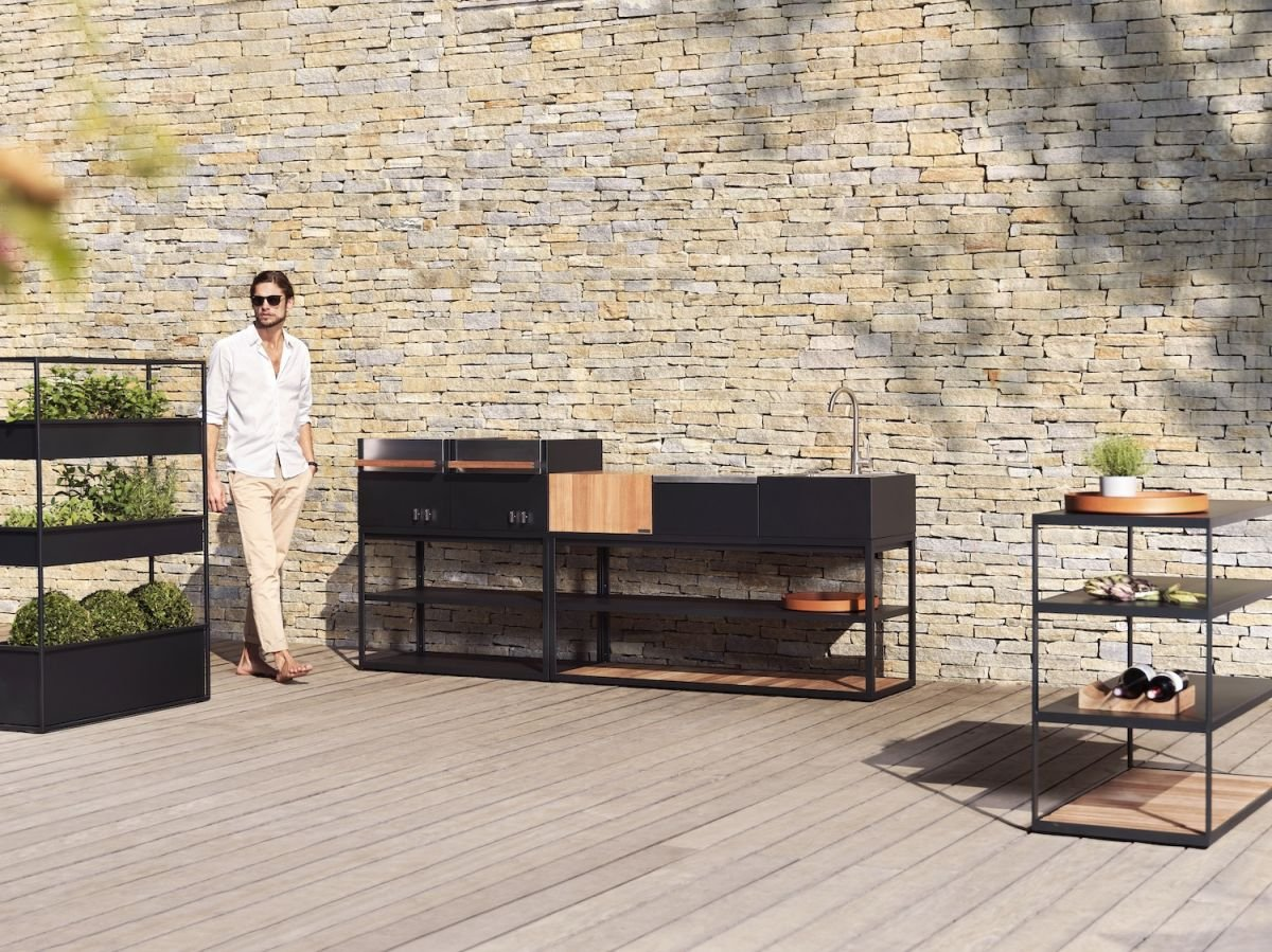 The best outdoor kitchen appliances for hosting al fresco