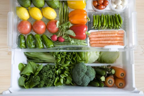 How to organise your fridge and save money