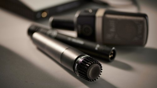 9 best XLR microphones 2021: the pro's choice for superb results in the studio and for live performances