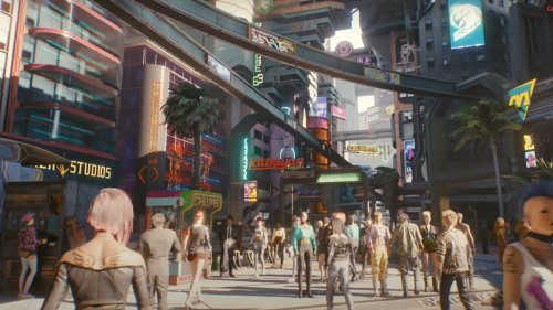 Cyberpunk 2077's new patch fixes crashes, quest bugs, and tweaks UI