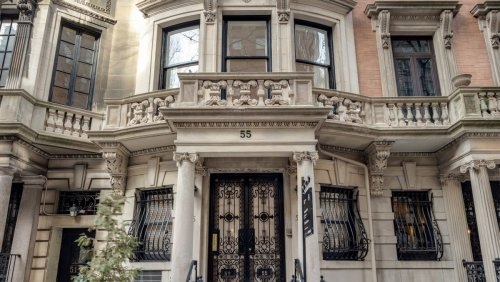 Eleanor Roosevelt's Upper East Side townhouse is on the market