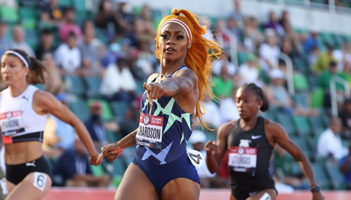 Who is Sha'Carri Richardson? Plus, four other female athletes who've gotten our attention ahead of the Tokyo Olympics 2021