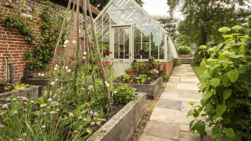 Follow our upcycling ideas and use salvaged materials for an eco garden